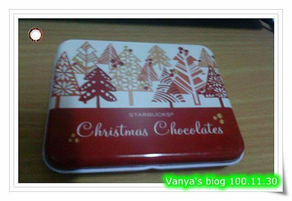 巧克力的鐵盒運用