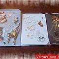 2011年毛毛送的生日卡片及禮物