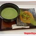 高雄漢神百貨之TSUJIRI-抹茶白玉套餐