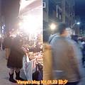 鹽埕埔春節趕集活動-除夕滿滿人潮,從1/22~1/25