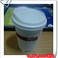 85度C七賢門市-S杯熱拿鐵無糖,還不錯!