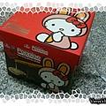 年節禮盒捲心酥-kitty 盒裝,好可愛!