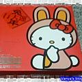 年節禮盒捲心酥-kitty 盒裝