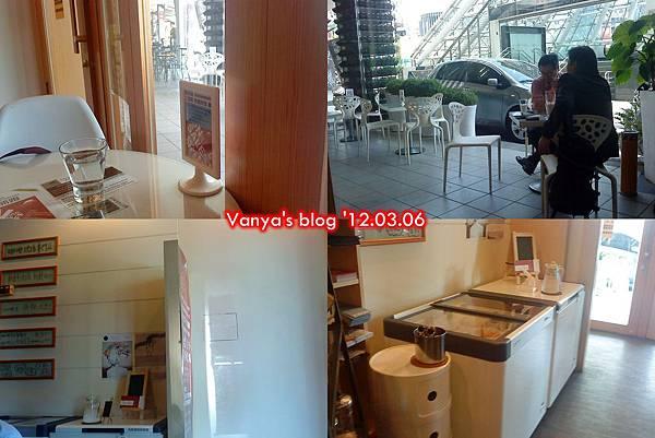 雄咖啡林咖啡-1F室外及靠窗
