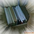 捐贈童書-裝箱