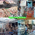 高雄鼓山、旗津遊-回程,路邊小吃及小飾品店