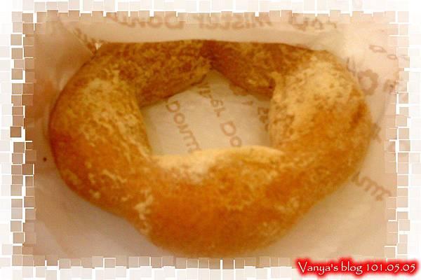高雄漢神Mister donut-芙花系列之豆香口味