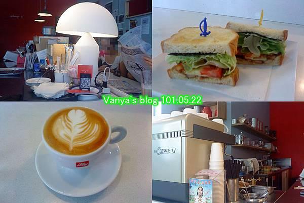 高雄 always a+咖啡館-享受美好的早餐~~