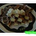 高雄雅裴詩-女王妹的巧克力鬆餅