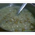 老媽牌的綠豆薏仁,消暑又消水腫~~