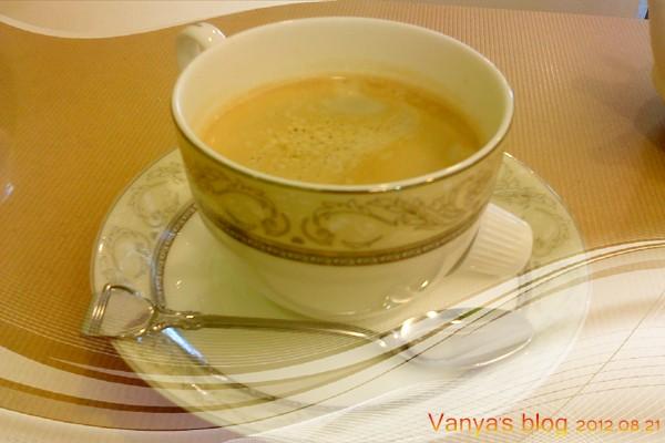 珈琲舍道-熱美式咖啡