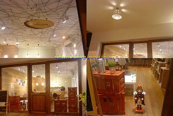 哈瑪星The cafe'-燈光