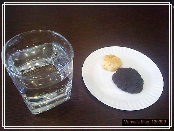 高雄脆阿尼咖啡-每桌來店客人,均送了手工餅乾!