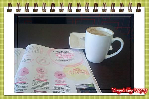高雄脆阿尼咖啡-享受單獨下午茶~~