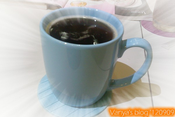 高雄The cafe'-穎點的熱美式咖啡