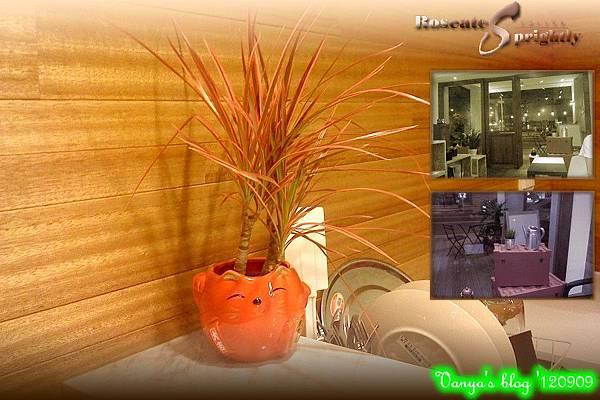 高雄The cafe'-可愛的裝飾品