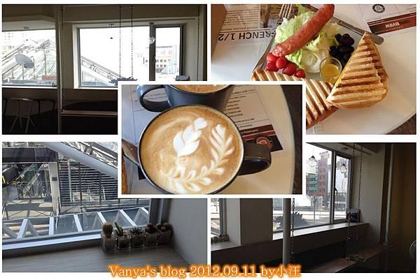 高雄咖啡林咖啡-小汪用手機拍的照片...
