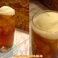 The cafe'-冰淇淋紅茶