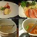 高雄原燒中華店-前菜沙拉和湯品