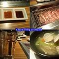 高雄原燒中華店-沾醬、爐火、調味粉及湯品