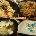 高雄原燒中華店-鮭魚和石鍋拌飯等等