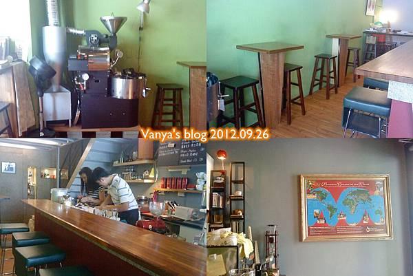 草圖咖啡-室內