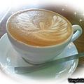 草圖咖啡-熱卡布奇諾