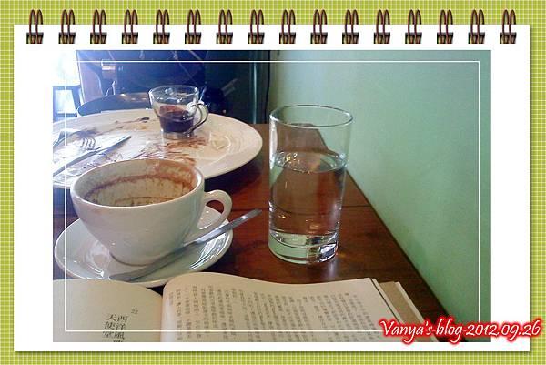 草圖咖啡-發呆~~