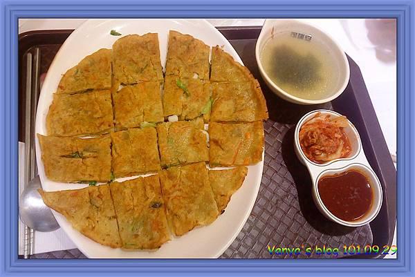 高雄漢神百貨-BF3可瑞安之海鮮煎餅