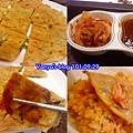 高雄漢神百貨-BF3可瑞安之海鮮煎餅的沾醬等