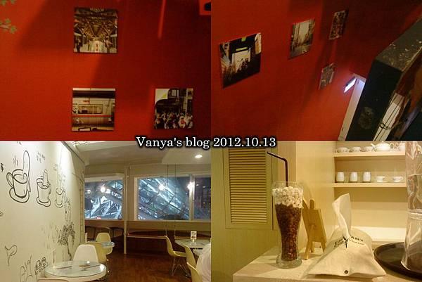 咖啡林咖啡-地下室的攝影照片已收囉!2F還有一些~
