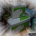 捐物-大箱文具用品、小箱書刊等