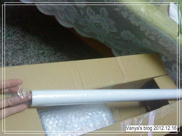 Gift of SMAP Concert'2012-海報以塑膠袋保護