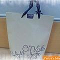 漢神百貨BF2之ans專櫃-購物包裝紙袋