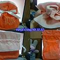 漢神百貨BF2之ans專櫃-可重覆使用的布包裝袋