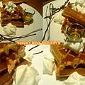 睦工場-原味蜂蜜鬆餅四連拍