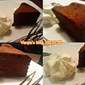 二訪睦工場-巧克力手工蛋糕,四連拍!!