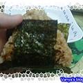 烤飯糰-包上海苔