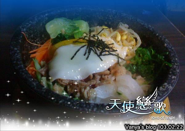 老韓家-石鍋拌飯豬肉口味