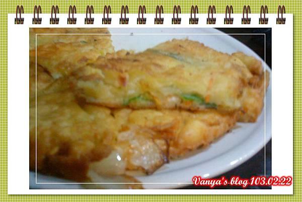 老韓家-海鮮煎餅