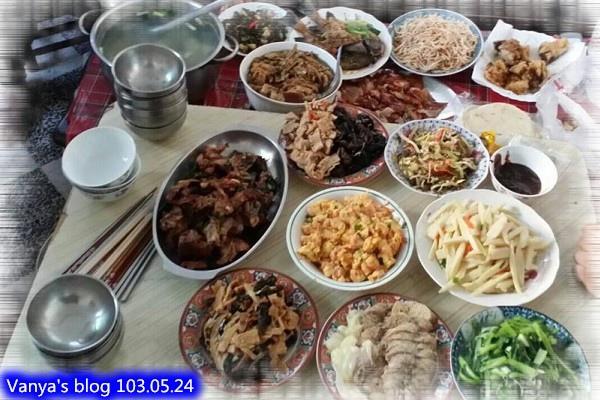延遲的母親節家族聚餐,一桌超豐盛!!
