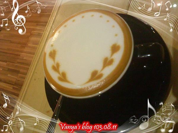 高雄後驛帕瑪諾咖啡-熱卡布奇諾