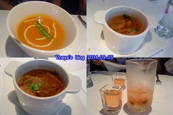 舒果中山店-湯品及醋飲