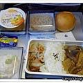 機加酒-飛機餐,雞肉飯
