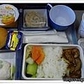 機加酒-飛機餐,穎選豬肉飯