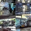 機加酒-KKR hotel osaka 大廳佈置