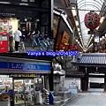Day1-1:天神橋筋-小郵局、連鎖超市、前往天滿宮