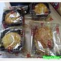奇華-蓮蓉、豆沙、棗泥蛋黃餅和雞仔餅