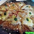 品田中山店-主餐披薩豬排
