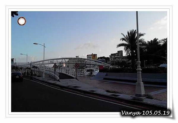鼓山輪渡場-魚骨橋